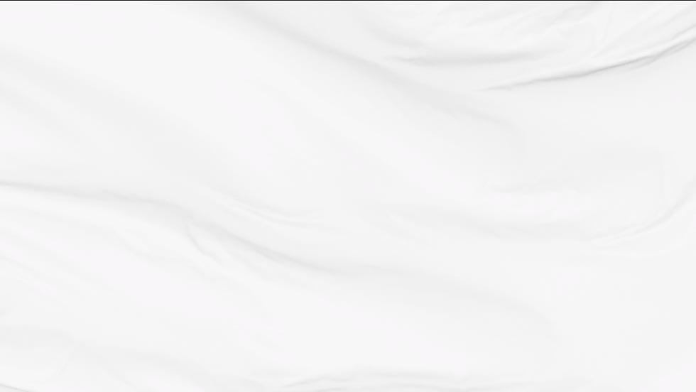 白色画布飘动