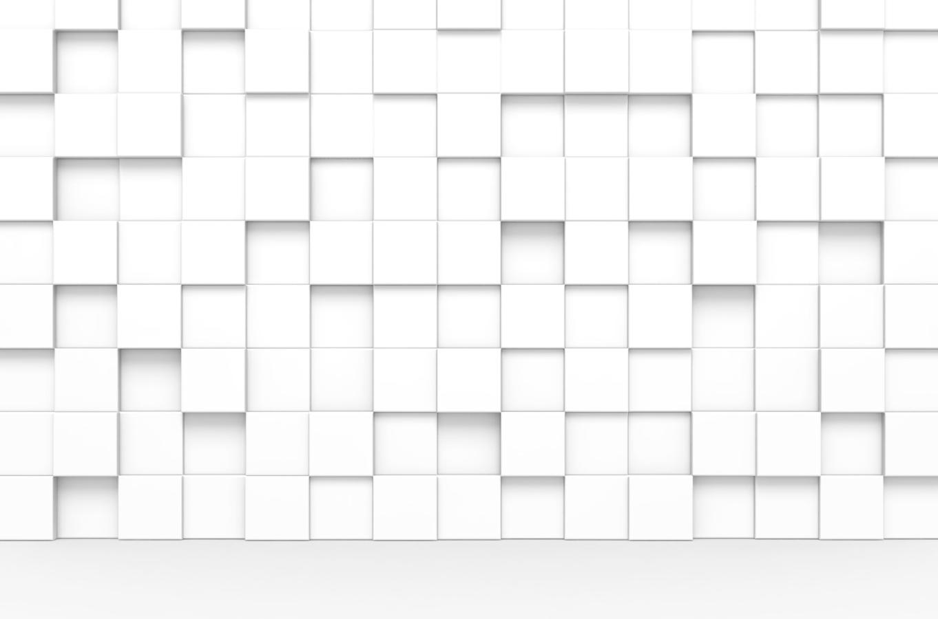 方块科技墙