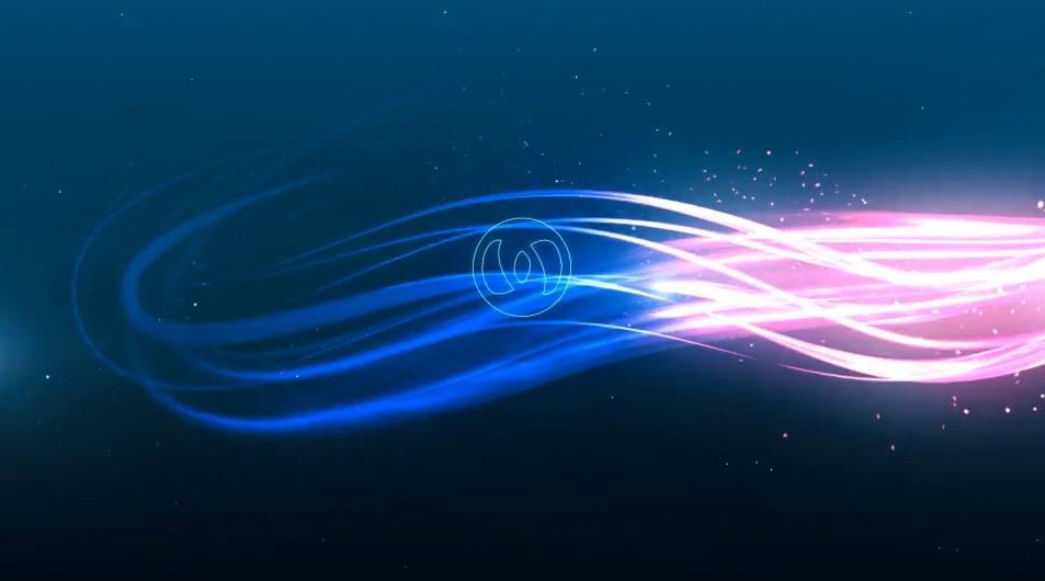 AE模板:5种优雅漂亮粒子光效线条LOGO片头 Quick Elegant Logo Pack