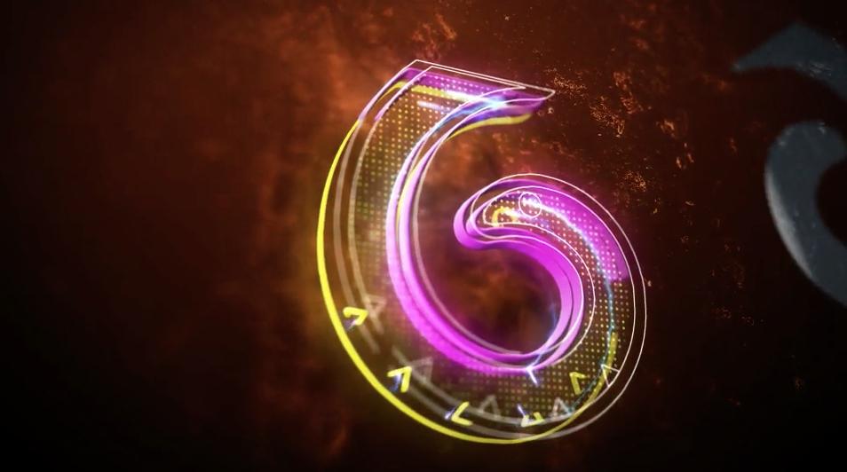 AE模板:霓虹光效描边LOGO标志片头 Inner Power – Logo Reveal