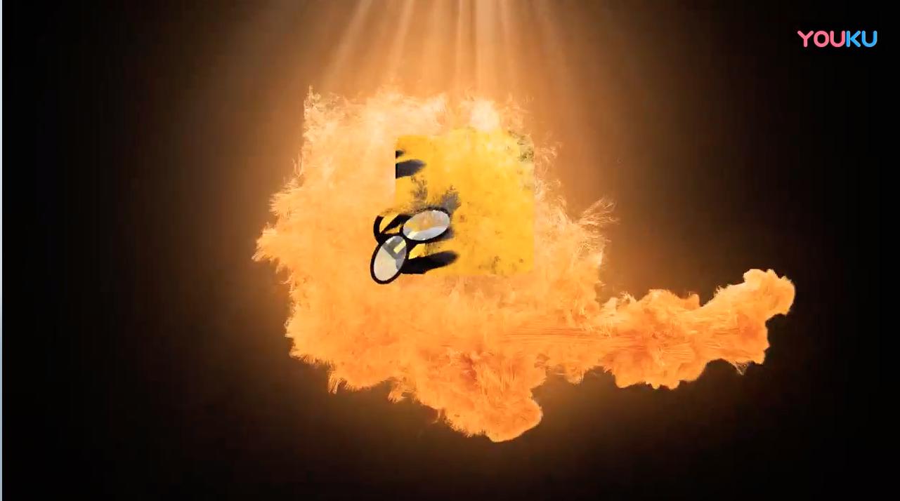 AE模板-大气漂亮粒子LOGO标志片头 Epic Particles Logo